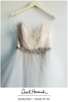 Ethereal tulle wedding gown with organic, vine belt. Blush and cream and gold w… Ethereal tulle wedding gown with organic, vine belt. Blush and cream and gold wedding sash. Bridal belt with whimsical feel. Gold Wedding Gowns, Tulle Wedding Gown, Wedding Belts, Wedding Sash, Wedding Attire, Bridal Gowns, Wedding Dresses, Bridal Belts, Gold Weddings