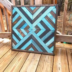 Reclaimed Wood Wall Art, Rustic Wood Walls, Wooden Wall Art, Diy Wall Art, Wall Wood, Repurposed Wood, Salvaged Wood, Cool Woodworking Projects, Wood Projects
