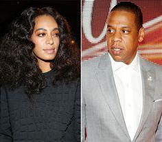 Solange Knowles vs. Jay Z