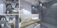 Udało nam sięspełnić marzenie o męskiej, komfortowej łazience :)