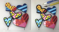 Your Cake. Valentine Day Cupcakes, Valentines Day, Cake Pop, Creative Food, Tropical Party, Fondant Cakes, Cake Designs, Romero Britto, February