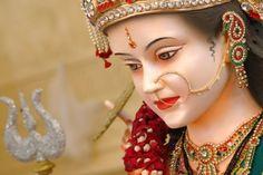Durga Mata is considered as the goddess of patience, fearlessness, and power. Puja N Pujari offers a variety of Maa Goddess Durga Photo Frames Online. Lord Durga, Durga Ji, Durga Goddess, Lord Shiva, Mahakal Shiva, Lord Ganesha, Navratri Devi Images, Chaitra Navratri, Happy Navratri
