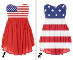 very cute...lovin the Red,White and Blue!