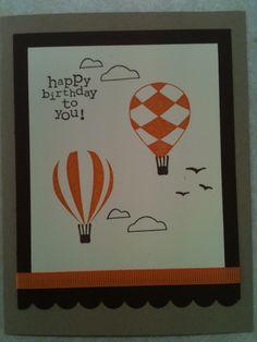 birthday flight