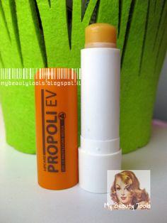 Erbavita Burrocacao Propoli EV #lip #erbavita http://mybeautytools.blogspot.it/2012/12/erbavita-burrocacao-propoli-ev.html