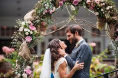Грубая нежность. Статья о самом природном свадебном стиле – «Рустик»