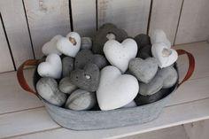 Coeurs en béton