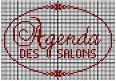 .Histoires de Lin-agenda des salons-cross stitch-Point de croix-punto de cruz-Embroidery