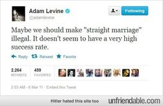 You speak wise words Adam