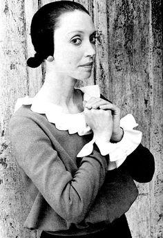 Shelley Duvall. Popeye, 1980. Dir. Robert Altman.