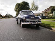 1949 Chev, Melbourne. $10000 needs brakes done and rego.