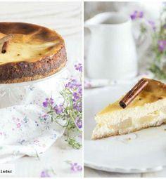 Pastel de pera y queso ricotta. Receta | podría ser también con duraznos o albaricoques