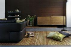tappeto in legno ruckstuhl