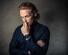 Here are some NEW HQ portraits of Sam Heughan and Caitriona Balfe from Deadline Emmy's Party More after the jump!