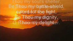 be thou my vision - YouTube