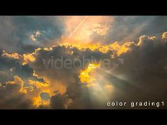 Epic cloud - Stock Footage Full HD 25fps Clip 0:20