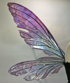 Teasel Iridescent Fairy Wings With Customized by TheFancyFairy