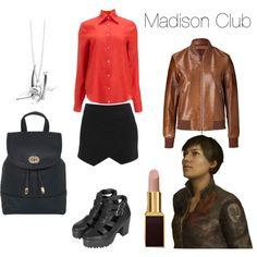 Madison Paige of Heavy Rain