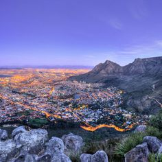 South Africa is blessed with some of the most incredible wildlife on earth, along with a long stunning coastline and beautiful, bustling cities like Cape Town Ushuaia, Best Places To Travel, Places To See, Cape Town South Africa, East Africa, Fauna, Africa Travel, Travel Inspiration, Scenery