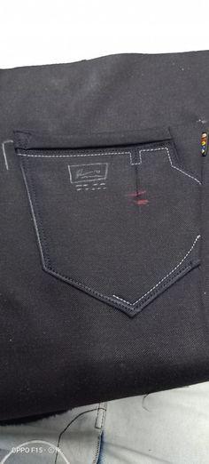Buffalo Jeans, Welt Pocket, Denim Pants, Menswear, Mens Fashion, How To Wear, Templates, Jeans Women, Fashion Clothes