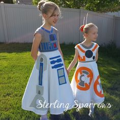 May the 4th Be With You — Droid Cosplay — Sterling Sparrows