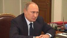 Путин попросил Жириновского не выступать в ущерб ценностям России