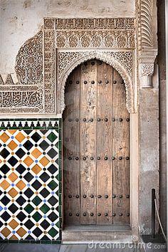 arabische-deur-15961470.jpg 300×450 pixels