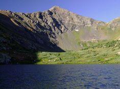 Colorado - Venable-Comanche hiking trail near Westcliffe, CO