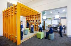 Chelsea Primary School by ClarkeHopkinsClarke Architects #architecture #school