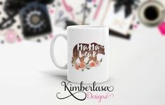 mama bear mug   mother's day gift   custom mug   mom mug   mom gift   gifts for mom   custom gift   mother mug   bear mug   11 oz mug