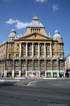 Anker Palace, Deak Ter Budapest Hungary, Palace, Louvre, Architecture, City, Pictures, Travel, Beauty, Arquitetura
