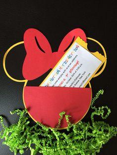 Disney Minnie Mouse or Mickey Mouse Clubhouse por PreppyPlaidShop