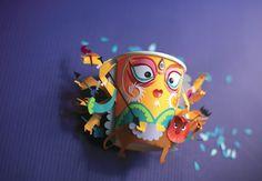 Gautam Dutta, Littile Paper Idols