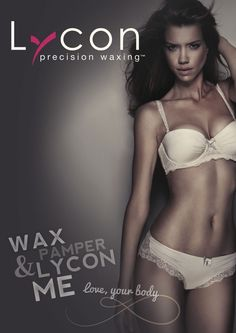 Wax, Pamper, Lycon! #LYCON