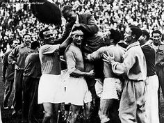 World Cup winners Italy 1934