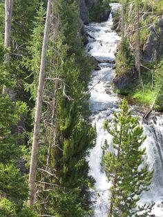 Kepler Cascades - Yellowstone