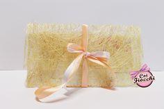 Per chi ama le partecipazioni di matrimonio realizzate in carta naturale: invito nozze in carta sisal