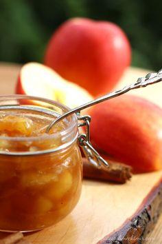 Baked apple jam - Maria, I like it! - Baked apple jam – Maria, I like it! Healthy Eating Tips, Healthy Nutrition, Healthy Snacks, Healthy Recipes, Clean Eating, Chutneys, Drink Menu, Food And Drink, Apple Jam
