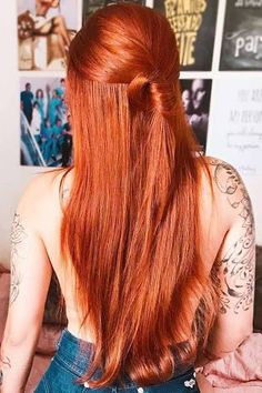 Find The Copper Hair Shade That Will Work For Your Image Red Hair copper red hair color Red Copper Hair Color, Ginger Hair Color, Hair Color Auburn, Auburn Hair, Ombre Hair Color, Color Red, Hair Colors, Short Copper Hair, Golden Copper Hair