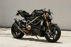 Tarde o temprano seras mia!!! Ducati Streetfighter S