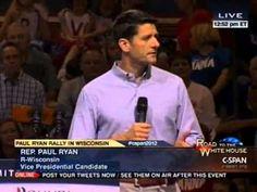 ~~PAUL RYAN: MITT ROMNEY AND I WILL SET AMERICA ON A BETTER PATH