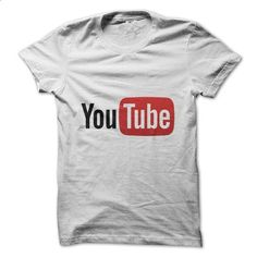YouTube Shirt - #cool hoodie #awesome sweatshirt. ORDER NOW => https://www.sunfrog.com/Sports/YouTube-Shirt.html?68278