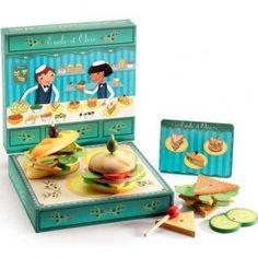 djeco de broodjeswinkel van emile en olive