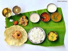 South Indian No Onion No Garlic Lunch Menu For No moon day-Amavasya !