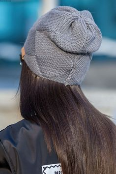 Молодежная шапка Бруклин - 2