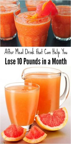 After meal Drink that Can Help You Lose 10 Pounds in a Month