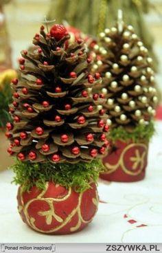 proste ozdoby świąteczne - Szukaj w Google