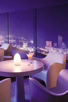 Toast your future together at Aer, Mumbai's highest rooftop bar. Drink in panoramic city and sea views and the endless ceiling of sky and stars.
