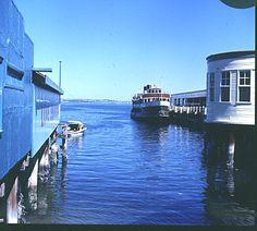 the wharf. Fun pier to left