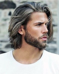 101 Mens Long Hairstyle Ideas (updated for this season)   Outsons   Men's Fashion Tips And Style Guide For 2020
